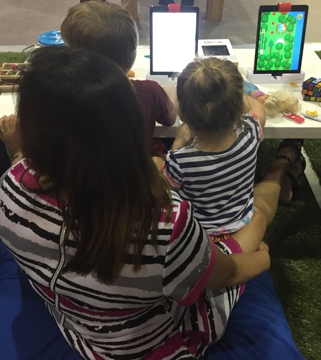 Digichild, technology, STEM and young children | Primary School eLearning | Scoop.it