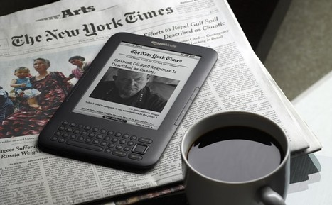 Amazon teams up with Overdrive for Kindle library lending | VentureBeat | Amazon.com strategy | Scoop.it