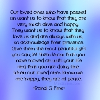 Loved Ones Who Have Passed | Inspirational Life Quotes And Articles |  Scoop.it