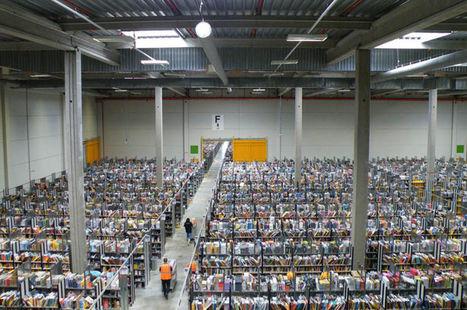 Les 7  indices qui confirment qu'Amazon veut conquérir le marché à 400 milliards de la logistique mondiale   Réussissez votre e-logistique   Scoop.it