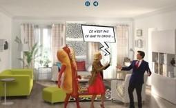 La Communication digitale d'IKEA : Marketing, Communication | Aménagement des espaces de vie | Scoop.it