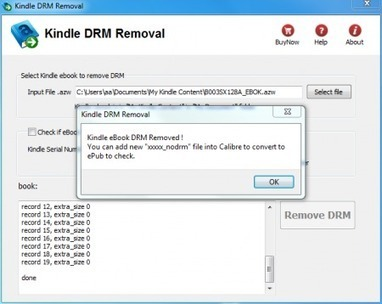 Tantra: Kindle DRM Removal 4.1.1.245 | Amazon Gadgets | Scoop.it