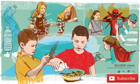 When every moment of childhood can be recorded and shared, what happens to childhood? | digital citizenship | Scoop.it