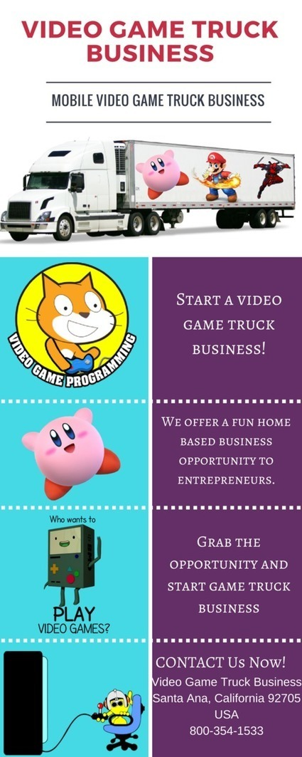 Mobile Game Truck   Lakewood, CA