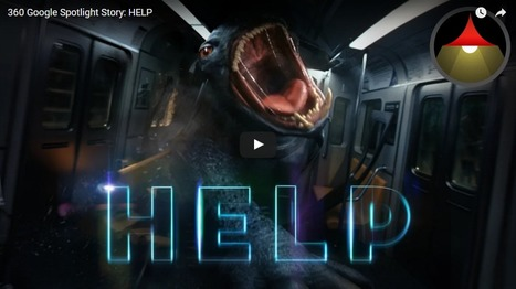 Google's 360-degree monster short is the future of movies | Transmedia: Storytelling for the Digital Age | Scoop.it
