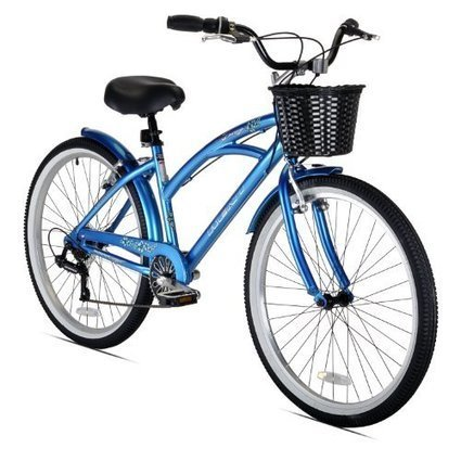 "20/"" Bicycle Banana Seat Saddle Lowrider Cruiser Velour blue Luxurious Fabric"