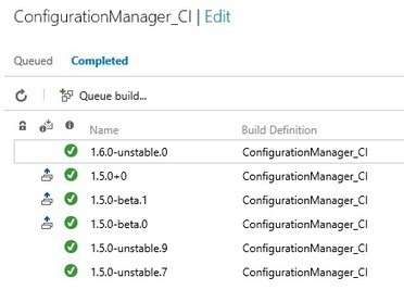 Integrating GitVersion Semantic Versioning and Gitflow in your VSO vNext Build | Visual Studio ALM | Scoop.it