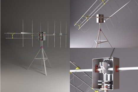 Satellite project wants to connect all ground stations under one network   ECE Student Projects Inspiration and Creation   Scoop.it
