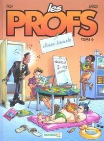 Les Profs, Classe Touriste !, Tome 6/Lire en ligne | fleenligne | Scoop.it