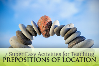 On Your Marks: 7 Super Easy Activities for Teaching Prepositions of Location   Monya's List of ESL, EFL & ESOL Resources   Scoop.it