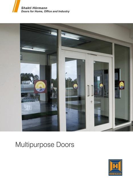 CATALOGUES - HORMANN DOORS FOR HOME AND INDUSTRY | SHAKTI HORMANN PVT LTD  sc 1 st  Scoop.it & doors | Scoop.it pezcame.com