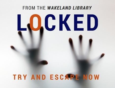 """Locked in the Library"" Inspiration for Your Library Escape Room 