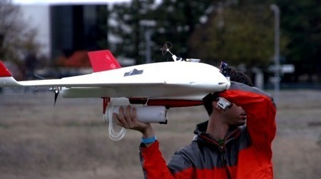 Burrito Bomber UAV delivers edible payload | Rise of the Drones | Scoop.it