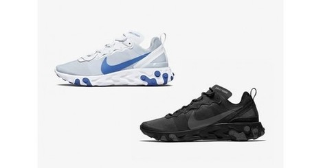UK Select New Nike Air Max 270 React dropping in stores