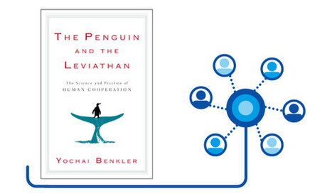 "We recommend ""The Penguin and the Leviathan"", by Yochai Benkler - OpenMind 