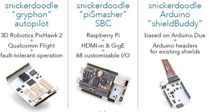 New Embedded Development Board: Cute Name, High-End Features, Maker Price - DesignNews | Raspberry Pi | Scoop.it