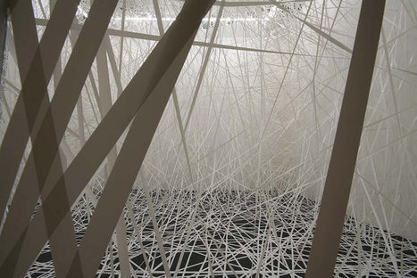 Simone Decker: Filtre | Art Installations, Sculpture, Contemporary Art | Scoop.it