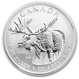 Buy Silver Online | Buy #Silver Moose Coins | APMEX.com | Commodities, Resource and Freedom | Scoop.it