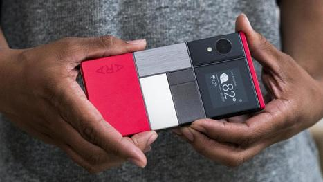 Inside Project Ara, Google's Lego-like plan to disrupt the smartphone | Creativity & Innovation  for success | Scoop.it