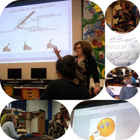 Formations pour les enseignants du primaire et du collège | Les troubles de l'écriture | Scoop.it