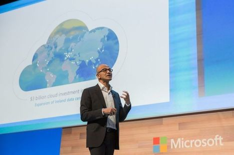 Microsoft projette d'ouvrir plusieurs datacenters pour son cloud en France en 2017   L'Entreprise Numérique vue par mc²i Groupe   Scoop.it