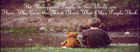 Facebook Cover Image - Unhappy - TheQuotes.Net | Facebook Cover Photos | Scoop.it