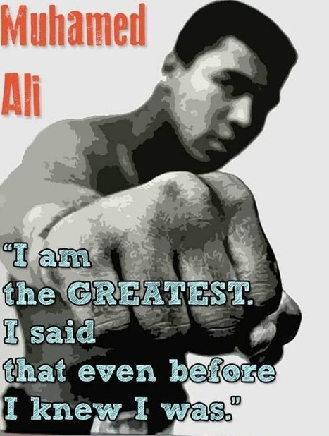 Muhammad Ali Inspirational Quotes With Muhammad