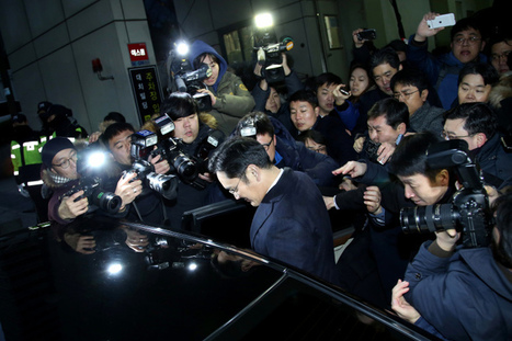 Samsung's Scion Had a Sleepless Night in 22 Straight Hours of Questioning | Police Problems and Policy | Scoop.it