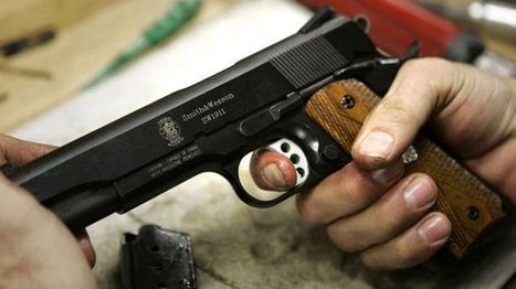 Gun flight: Smith & Wesson, Ruger quit California over stamping requirement | Independent and self oriented | Scoop.it