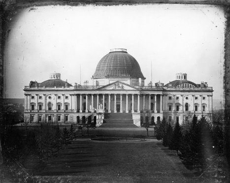 Construction of the Capitol | GenealoNet | Scoop.it
