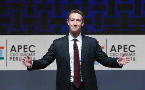 Is Mark Zuckerberg preparing to enter politics? Facebook CEO fuels rumours with 2017 challenge to tour every US state. @investorseurope #blockchain | Culture, Humour, the Brave, the Foolhardy and the Damned | Scoop.it