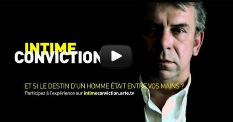 Intime Conviction, le nouveau projet transmedia d'Arte|FrenchWeb.fr | veille numérique et pédagogique | Scoop.it