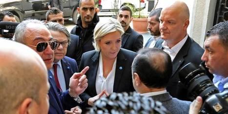 Marine Le Pen refuse de porter le voile à Beyrouth | Actualités & Infos (Médias) | Scoop.it