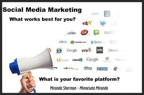 Social Media Statistics to Help Your Marketing Strategy - Minnesota Miranda | Effective Inbound marketing practices | Scoop.it