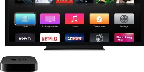 Guide: Using Apple TV in the Classroom | Just iPadding Along | Scoop.it