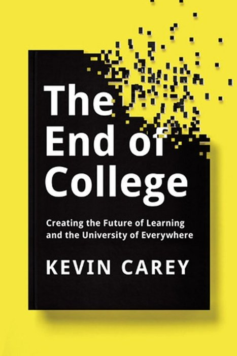 The end of college as we know it is coming | The Mixing Panel | Scoop.it