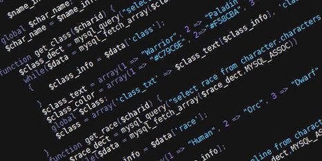 Les développeurs, rois du marché de l'emploi en France | Actualités Emploi et Formation - Trouvez votre formation sur www.nextformation.com | Scoop.it