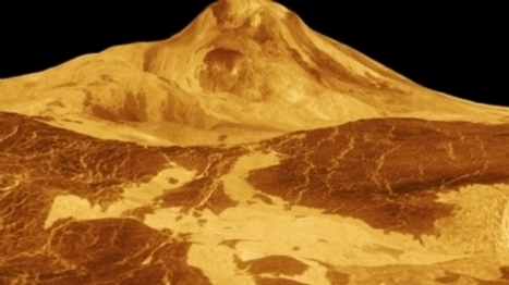 Hellish Venus Might Have Been Habitable for Billions of Years | The virtual life | Scoop.it