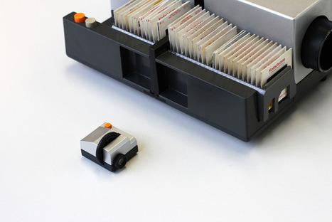 Proyector de diapositivas, más pequeño que tu celular       Aprendiendoaenseñar   Scoop.it