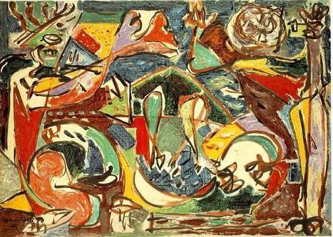I cento anni di Jackson Pollock | Capire l'arte | Scoop.it