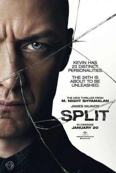 SPLIT : le nouveau thriller de M. Night Shyamalan | Nalaweb | Scoop.it