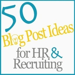 Defining and Measuring the Candidate Experience Part 1 of 2 HR, Recruiting, Social Media Policies, Human Resources, HR Technology Blogging4Jobs | Morales Marketing | Scoop.it