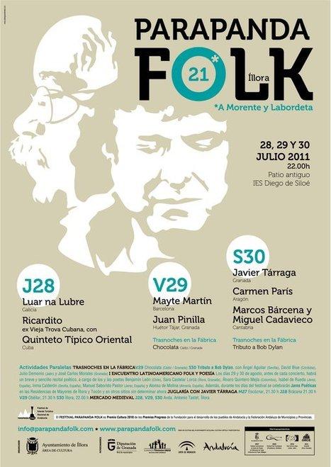 "21º Parapanda Folk Illora « La Estrella Nazarita | ""European folk music"" | Scoop.it"