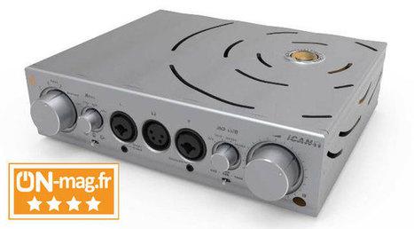Test ampli casque iFi Pro iCAN : Tubes et/ou Transistors pas besoin de choisir | ON-TopAudio | Scoop.it