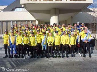 C'est reparti pour les cyclos dolchardiens | RoBot cyclotourisme | Scoop.it