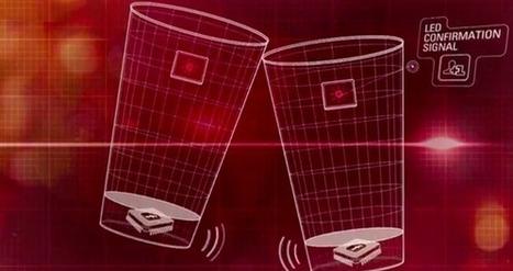 Cup Buddy, le verre connecté à Facebook   Personal branding   Scoop.it