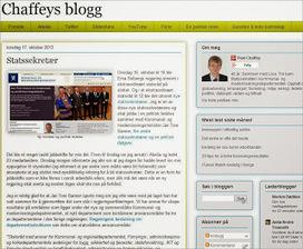 Godt nytt bloggår | Sosial på norsk | Scoop.it