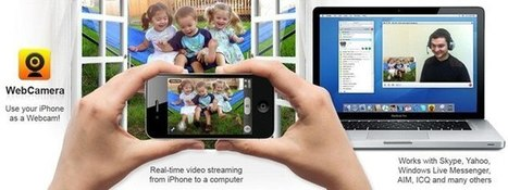 5 Apps that could turn your Smartphone into a WebCam | Android APK Download | Scoop.it