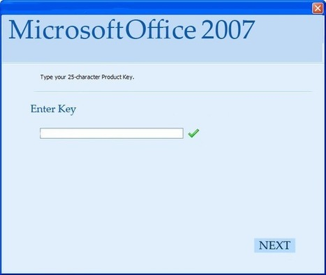 download microsoft office 2007 full version with product key free