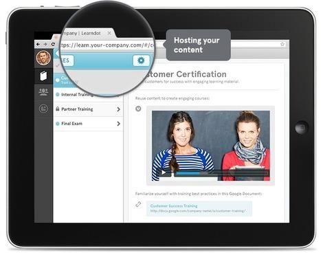 Learndot | Platform for customer, partner, and team training | Hub Manager | Scoop.it